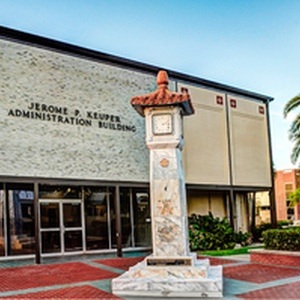 Keuper Building at Florida Institute of Technology - Melbourne, Florida